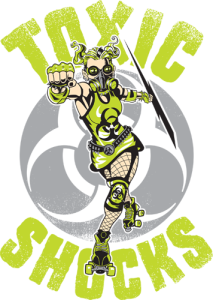Toxic Shocks Logo