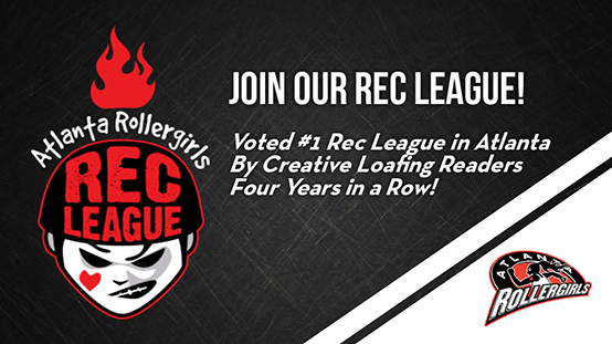 Voted #1 Rec league 4 years in a row!