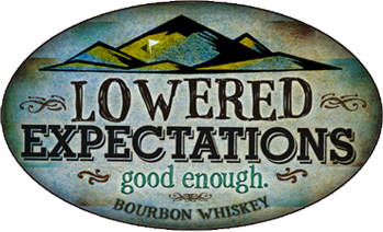Lowered Expectations Logo