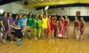 Tryouts, Fall 2011